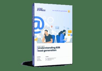 Book cover - Understanding B2B lead generation